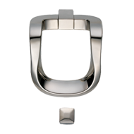 Door Knockers - 120mm - Chrome Plated F