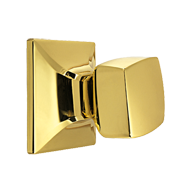 Door Knobs - 60mm - Polished Brass Finish