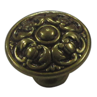 Cabinet Knob - 40mm - Orro Antique Fini
