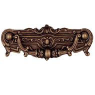 Cabinet Handle & Pulls - 80mm - Antique