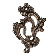 Key Hole - 55mm -  Orro Antique Finish