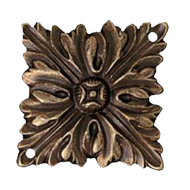 Furniture Carving - 20mm - Antique Bronze Finish