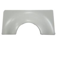 Cabinet Handle & Pulls - 64mm - White C