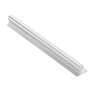 Cabinet Handle & Pulls - 736mm - Anodized Chrome Plated Finish