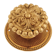 Door Knob - Antique Bronze Finish