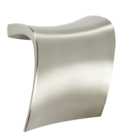 Cabinet Handle in Satin Nickel Plated F