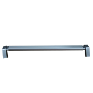 Profile Cabinet Handle - Man Matt Anodised Finish