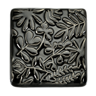 ALGA Cabinet Knob in Black Colour