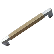 Door Pull Handle - 400mm - Stainless Steel Finish