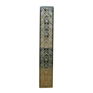 Door Pull Handle With Patterns - 600mm - Bright Chrome Finish
