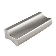 Aluminium Profile Cabinet Handle - Aluminium Anodized Finish