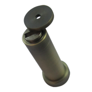 Door Stopper - 90mm - Antique Bronze Fi