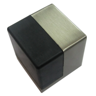 Door Stopper - 40mm - Satin Nickel Fini