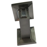 Door Stopper - Satin Nickel Finish