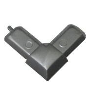 Corner Connector - Aluminium Finish