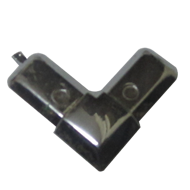 Corner Connector - Chrome Plated Finish