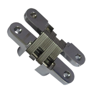 Concealed Hinge - 19X95mm - Chrome Plat