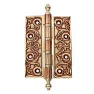 French Gold Door Hinge