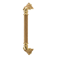 LIBERTY Door Pull Handle -  500mm - Gold Plated Finish