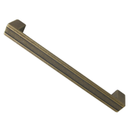 Classical Cabinet Handle - 160mm - Antique Finish