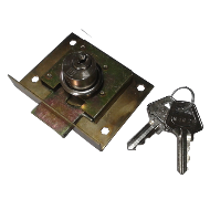 Bore Lock With Double Throw -