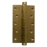 Bearing Hinges - 6X3X5 Inch - Gold Fini