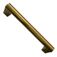 Norton Cabinet Handle - 300mm - Gold Fi