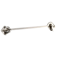 Window Stay - 6 Inch - Stainless Steel