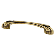 Cabinet Handle - 96mm - Antique Bronze