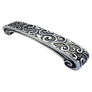 Cabinet Handle - 128mm - Castellana Sil