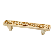 Cabinet Handle - 96mm - Matt Bone Finis