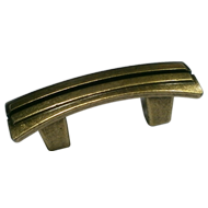 Cabinet Handle - 32mm - Antique Bronze