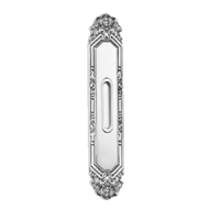 ROCHEFORT Flush Handle - Polished Silve