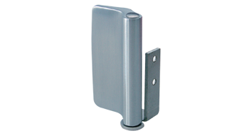HINGE SLIM height adjustable for top/ bottom installation or side installation - Sat