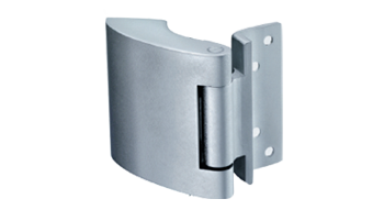 Automatic Hinge Closing at 90° for doors with stop frame - vertical holes - rebate d
