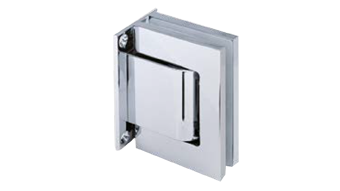 HYDRAULIC HINGE - with adjustment of the closing speed stop at 0°, +90°, -90° - Alum