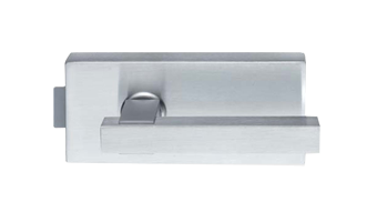 LIBRA - Lock latch function UV - Satin Chrome Finish